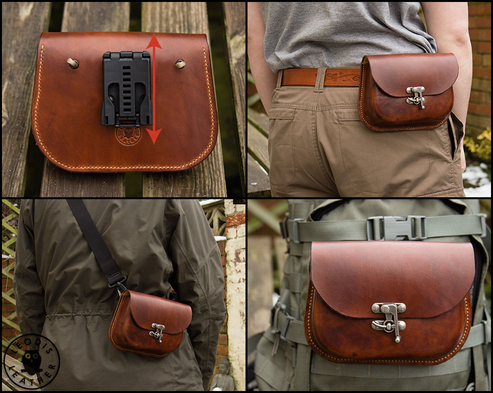 Leather Possibles Pouches